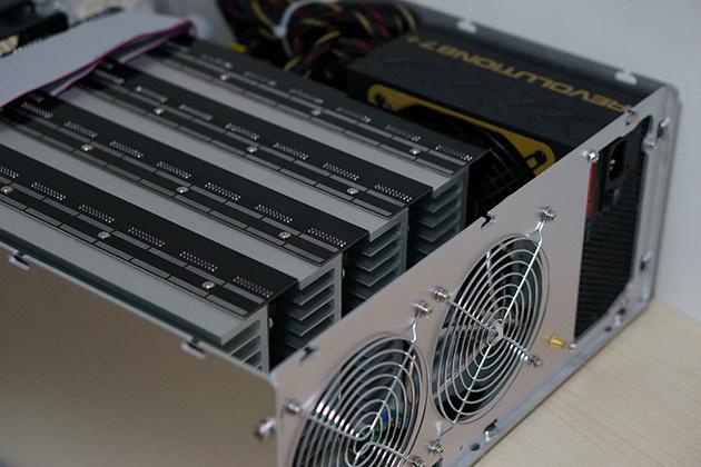 bitcoin mining in amazon cloud
